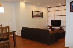 Cho thuê căn hộ 1 phòng ngủ tại Ba Đình