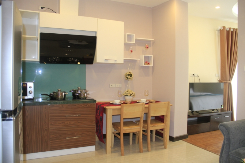 Beautiful Serviced apartment in Tay Ho for rent