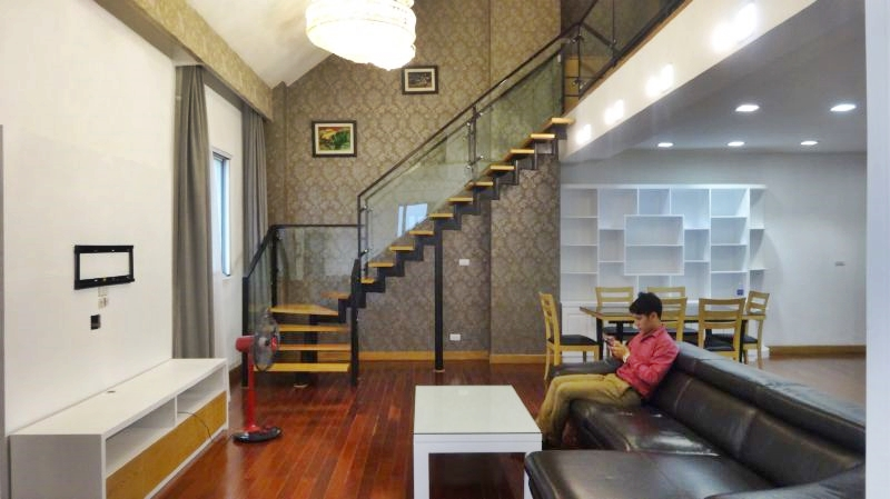 Penthouse apartment for rent in Ciputra