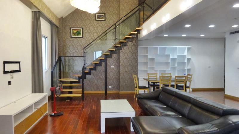 Căn hộ Penthouse 5 phòng ngủ cho thuê tại Ciputra