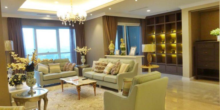 Cho thuê căn hộ nội thất sang trọng tại Ciputra