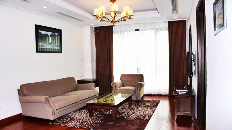 Hai Ba Trung 区のアパートメントを賃貸する