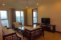 Full furnished apartment in Ciputra Tay Ho for rent
