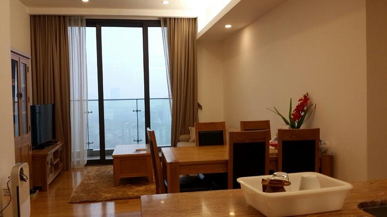 Indochina Plaza Hanoi  アパート