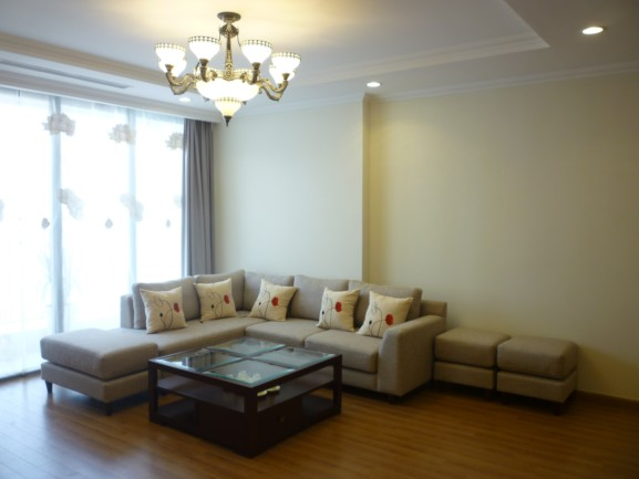 High-end apartment in Vinhomes Nguyen Chi Thanh
