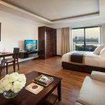 studio apartment in elegant suites