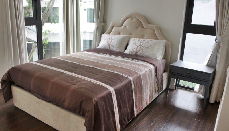 Modern apartment in Xuan Dieu