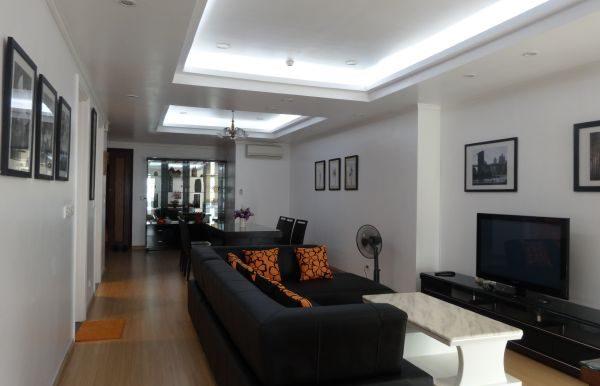 03 bedrooms apartment in E4 Ciputra