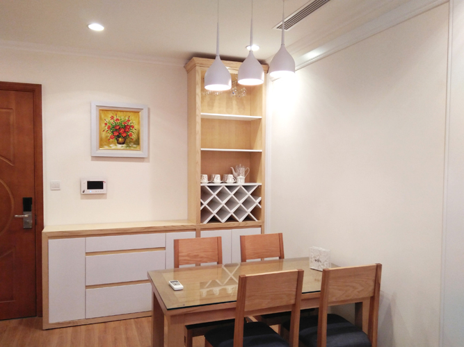 One bedroom Apartment in Vinhomes Nguyen Chi Thanh