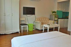 studio apartment in cau giay