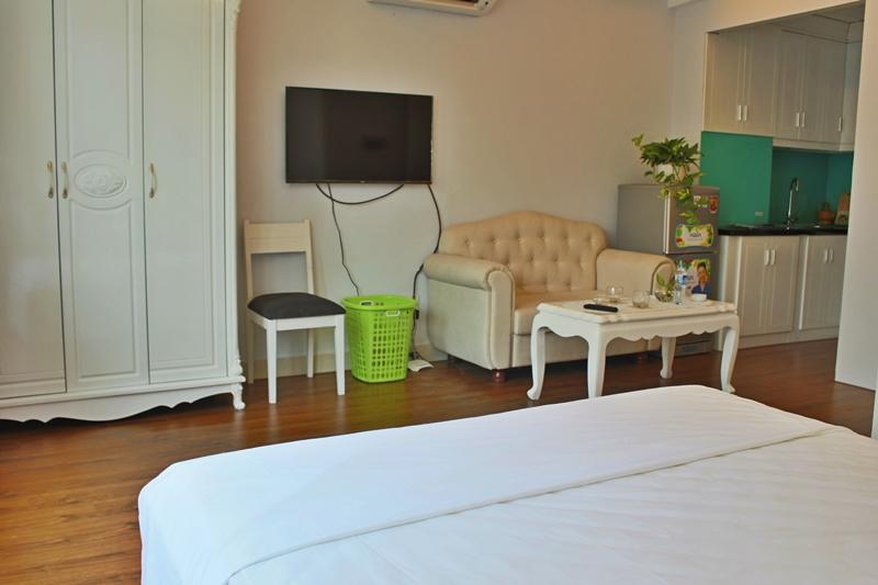 Cheap studio apartment Cau Giay district
