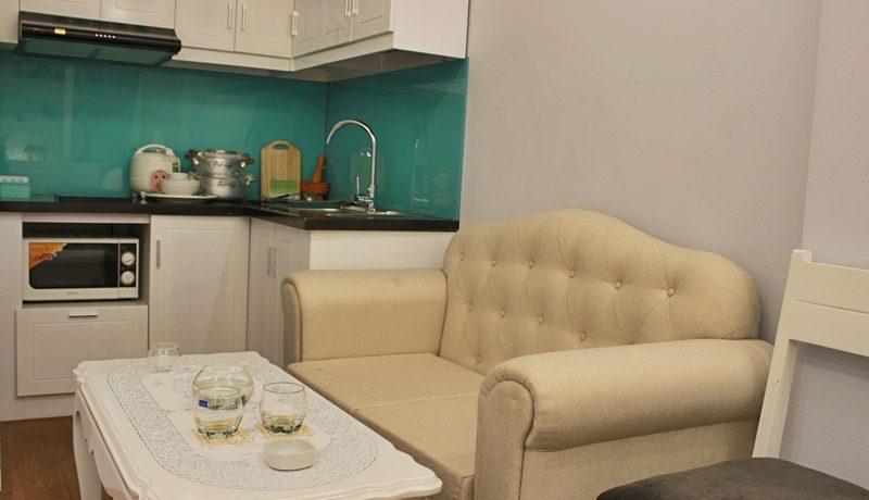Căn hộ Studio tại Trung Kính cho thuê