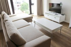 serviced apartment To Ngoc Van street