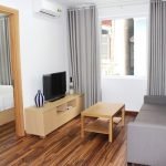 serviced apartment in Nguyen Hong