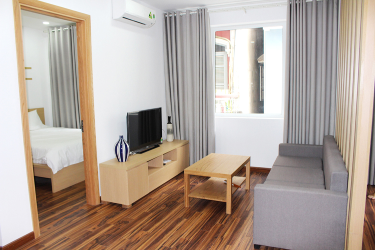 New 02 bedrooms serviced apartment in Nguyen Hong
