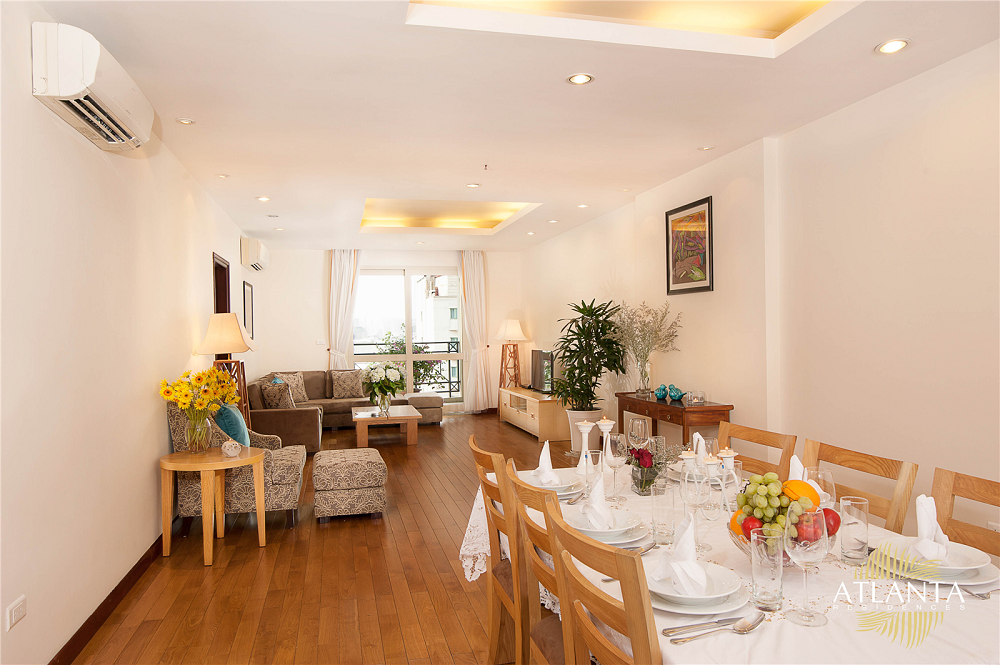three bedroom apartment in atlanta residences