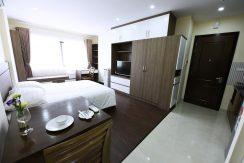 studio serviced apartments in cau giay