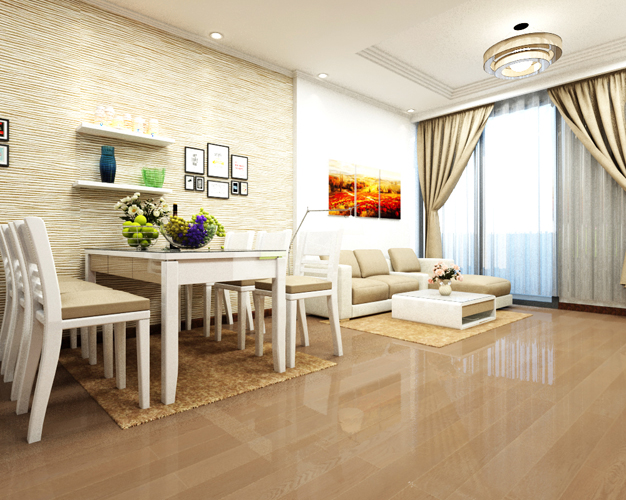 02 Bedroom Apartment in Vinhomes Nguyen Chi Thanh