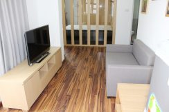 New budget serviced apartment Nguyen Hong