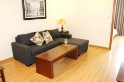 Apartment in Vinhomes Nguyen Chi Thanh for rent