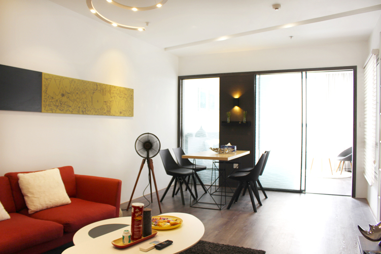 High floor Apartments in Vinhomes Nguyen Chi Thanh