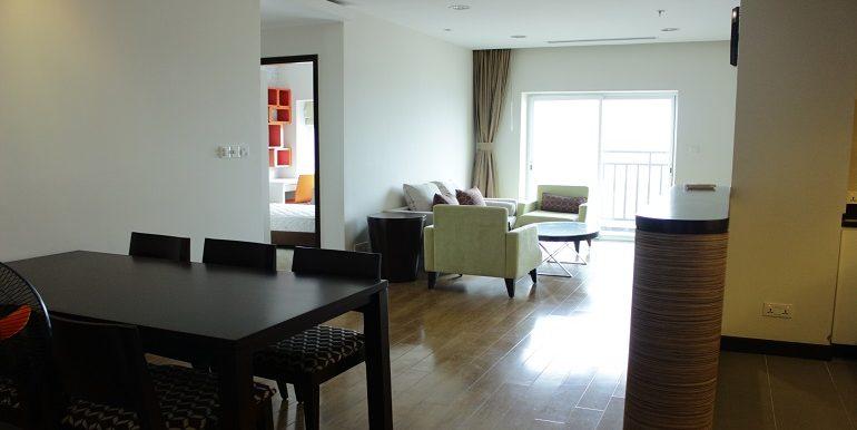 3 bebrooms apartment in Hoa Binh Green