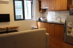 serviced apartment Truc Bach lake