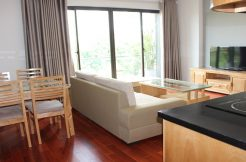 Apartment with balcony in Truc Bach lake