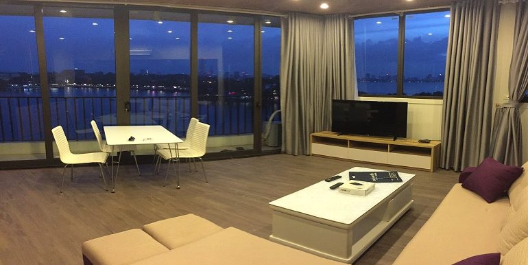 Brand new Apartment in Truc Bach