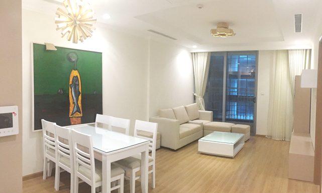 Vinhomes Nguyen Chi Thanh Apartment を賃貸します