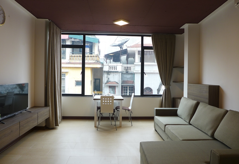 One bedroom apartment in Tay Ho for rent