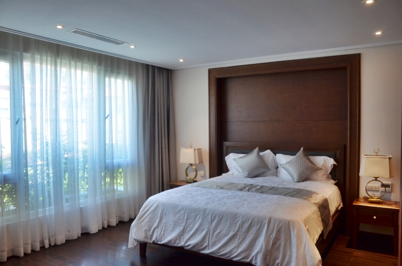 Brand new 02 bedroom apartment in Hang Chuoi street