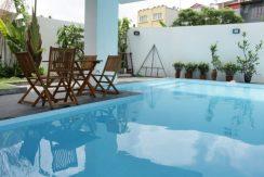 Charmant appartement avec piscine à louer à Tay Ho
