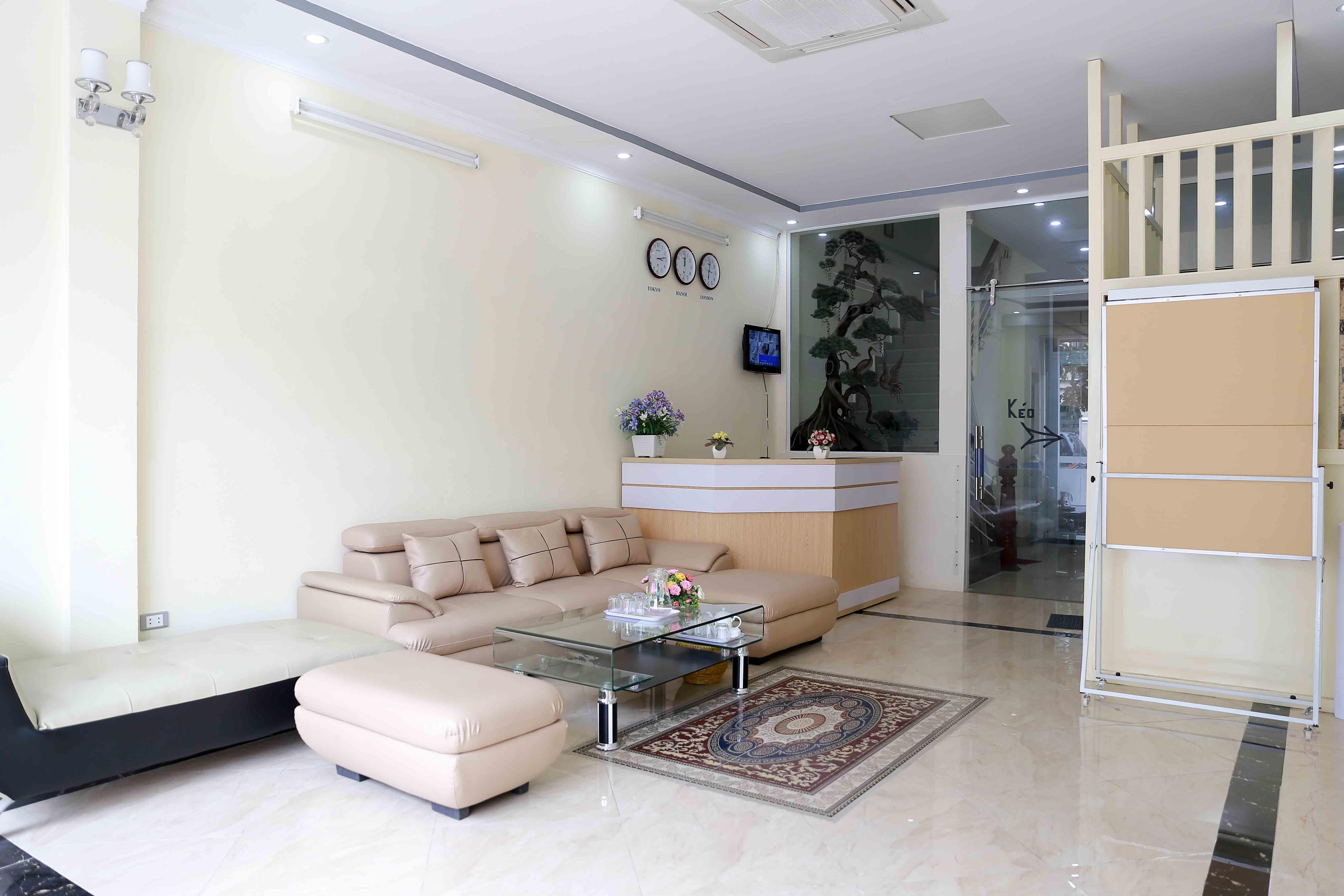 Serviced apartment in Trung Yen Cau Giay