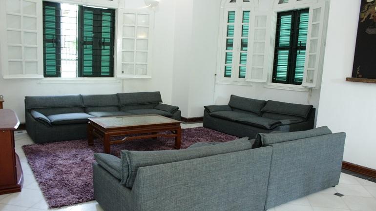 Biệt thự ở Tây Hồ Hà Nội với 3 phòng ngủ