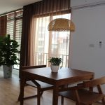 brand new serviced apartment in van cao