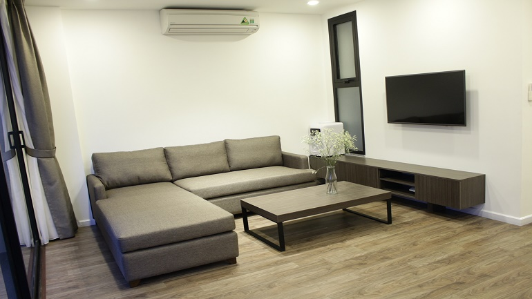 Serviced apartment in Westlake Hanoi with two bedrooms