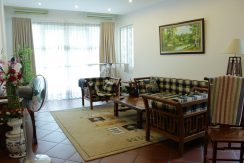 serviced apartment in tran vu ba dinh