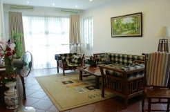 serviced apartment in tran vu ba dinh