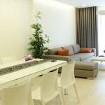 Modern apartment with two bedrooms in Vinhomes Nguyen Chi Thanh