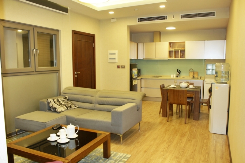 Serviced Apartment in Kim Ma, Savoy building for rent