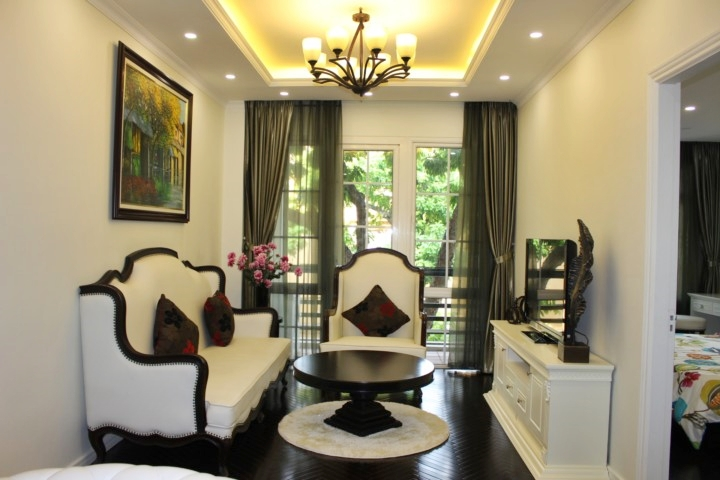 Elegant Apartment with 02 bedrooms for rent