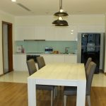 three bedroom apartment in Vinhomes Nguyen Chi Thanh