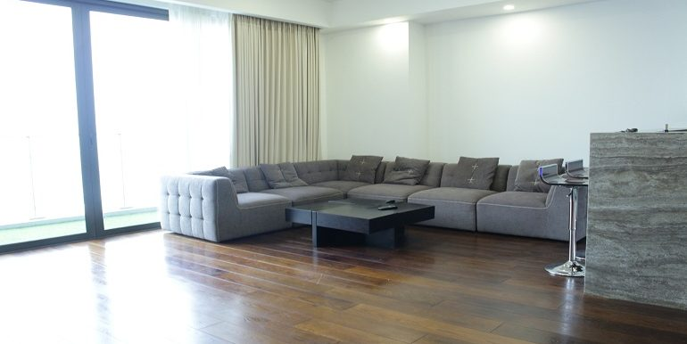 Four-bedroom Apartment in Indochina Hanoi for rent