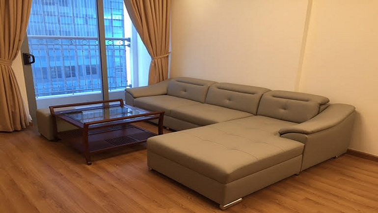 Apartment Vinhomes Nguyen Chi Thanh for rent