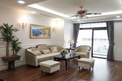 High Quality Furniture Two-bedroom Apartment Royal city