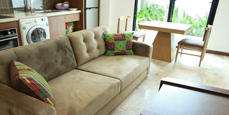 New serviced apartment