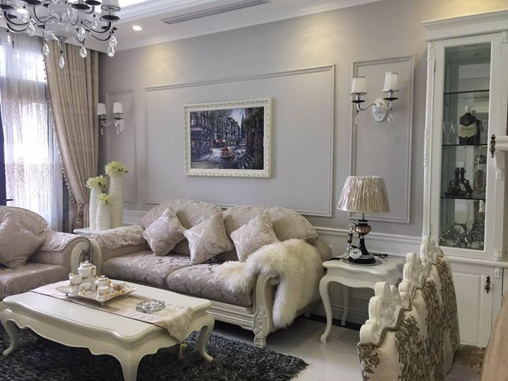 Gorgeous apartment for rent at Royal City