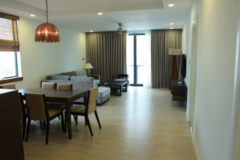 Serviced apartment center Hanoi, Truong Han Sieu