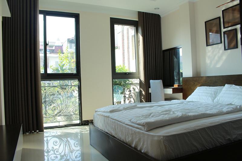 Quiet serviced apartment in center Hanoi for rent